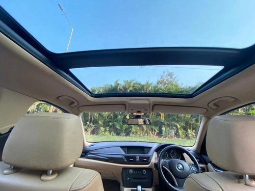 Used BMW X1 2011 AT for sale in Hyderabad