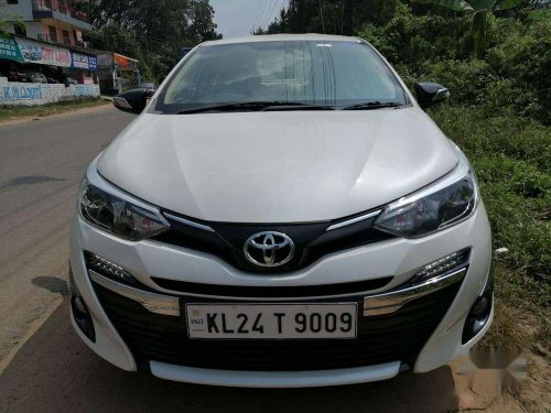 Used Toyota Yaris 2020 AT for sale in Thiruvananthapuram