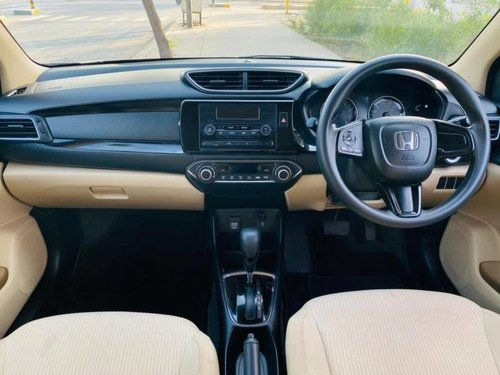 Used Honda Amaze V CVT Petrol 2018 AT in Ahmedabad