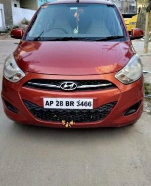 2011 Hyundai i10 Magna 1.2 iTech SE MT in Hyderabad