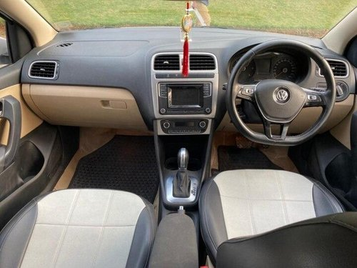 Used 2016 Volkswagen Ameo AT for sale in Hyderabad