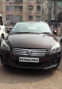 Used 2015 Maruti Suzuki Ciaz MT for sale in Patna