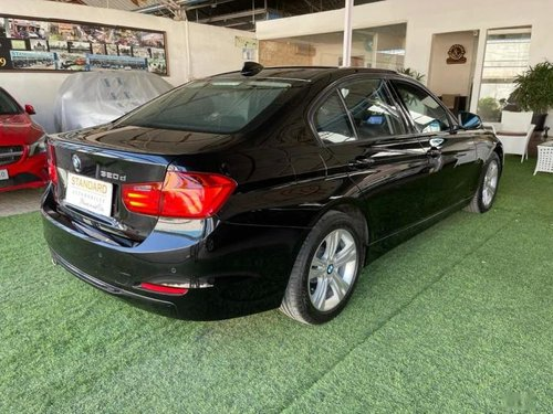 Used BMW 3 Series 320d Sport Line 2015 AT in Bangalore