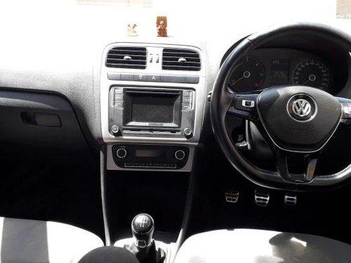 Volkswagen Polo 1.5 TDI Highline Plus 2017 MT in Bangalore