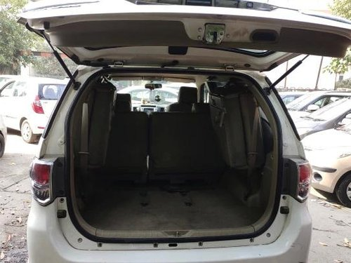 Used Toyota Fortuner 2014 MT for sale in New Delhi