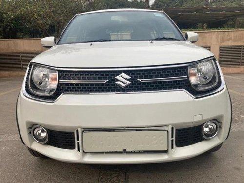 Maruti Suzuki Ignis 1.2 Delta 2018 MT for sale in New Delhi