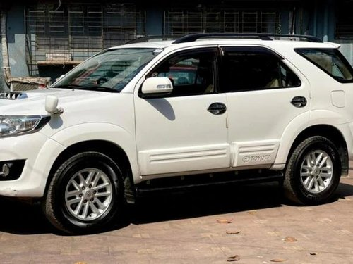 Used Toyota Fortuner 2013 MT for sale in Mumbai