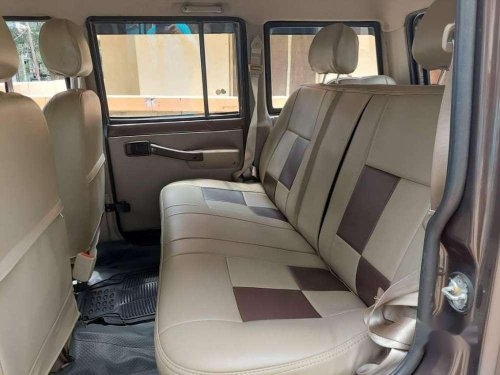 Used Mahindra Bolero ZLX 2016 MT for sale in Madurai