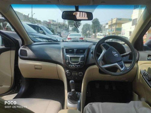 Used 2012 Hyundai Verna MT for sale in Bathinda