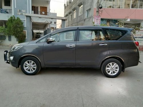 Used Toyota Innova Crysta 2017 MT for sale in Hyderabad -6