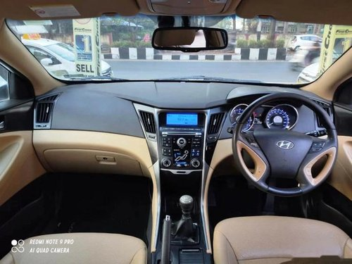 Used Hyundai Sonata 2.4 GDi MT 2013 MT for sale in Surat