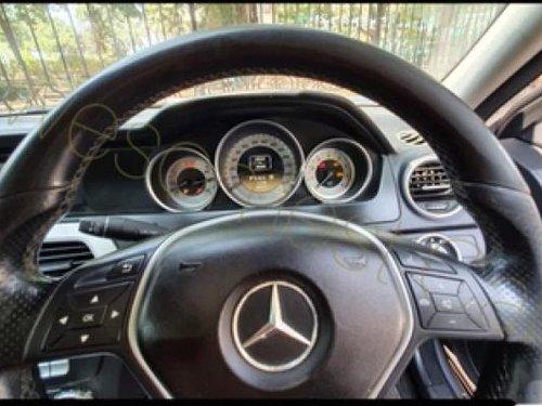 2013 Mercedes Benz C-Class C 200 CGI Elegance AT in Mumbai