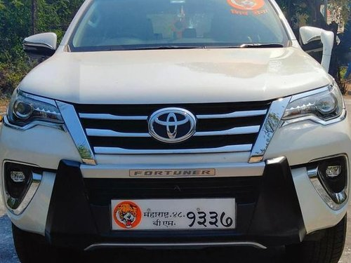 Used Toyota Fortuner 2019 MT for sale in Mumbai