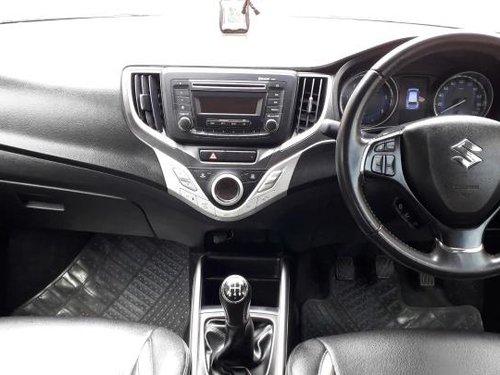 Used Maruti Suzuki Baleno 2018 MT for sale in Bangalore