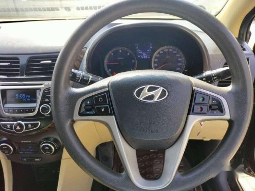 Used Hyundai Verna 2015 MT for sale in Vadodara