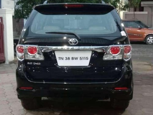 Used Toyota Fortuner 4x2 Manual 2014 MT for sale in Tiruppur