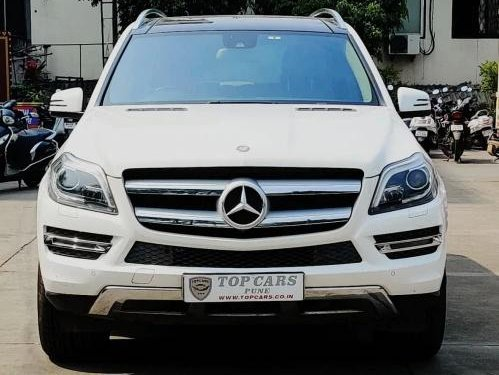 Used 2015 Mercedes Benz GL-Class AT for sale in Pune