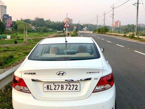 Used Hyundai Verna 1.6 SX 2011 MT for sale in Thiruvalla