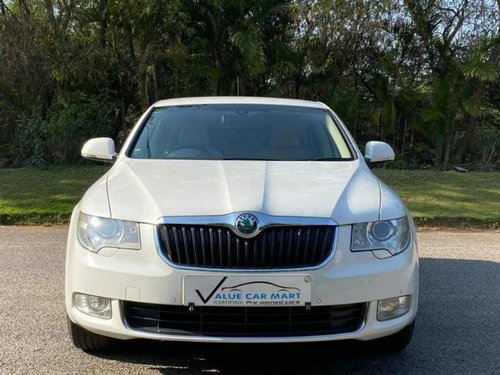Used 2009 Skoda Superb AT for sale in Hyderabad -7