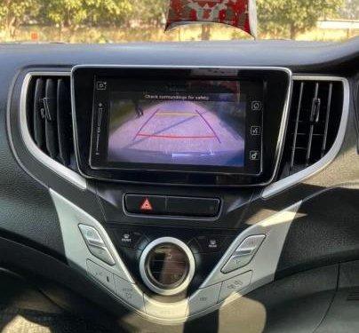 Used Maruti Suzuki Baleno Alpha 2017 MT for sale in New Delhi