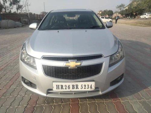 Used Chevrolet Cruze 2012 AT for sale in New Delhi