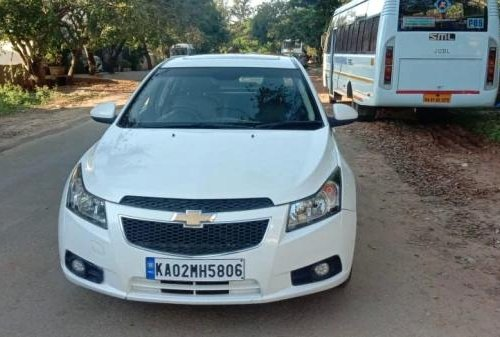 Used 2013 Chevrolet Cruze AT for sale in Bangalore