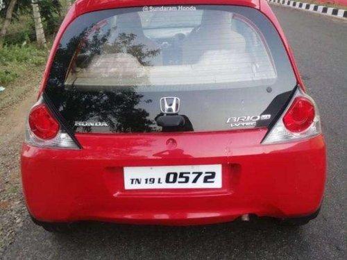 Used Honda Brio VX 2013 MT for sale in Tiruchirappalli