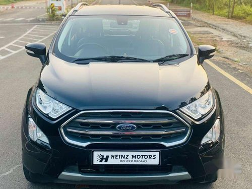 Used Ford EcoSport 2018 MT for sale in Kochi