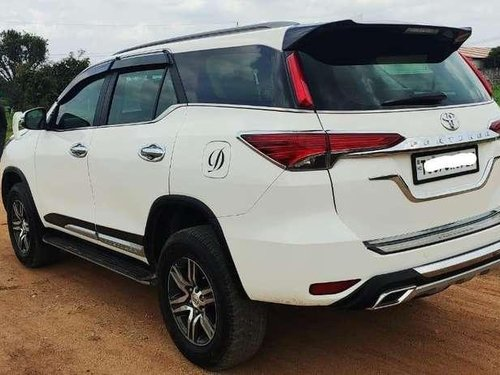 Used 2018 Toyota Fortuner MT for sale in Hyderabad
