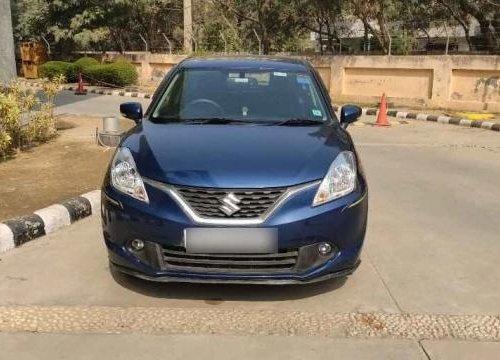 Used Maruti Suzuki Baleno Zeta 2018 MT for sale in Gurgaon