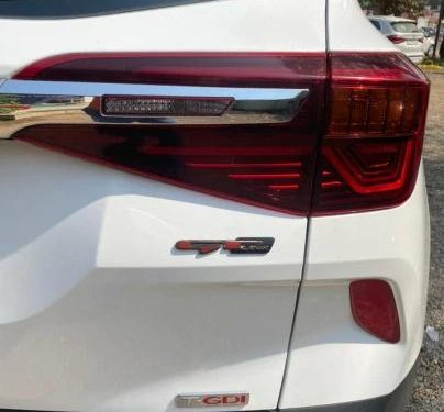 Used Kia Seltos 2019 AT for sale in Ahmedabad