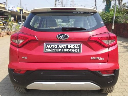 Used 2019 Mahindra XUV300 MT for sale in Mumbai