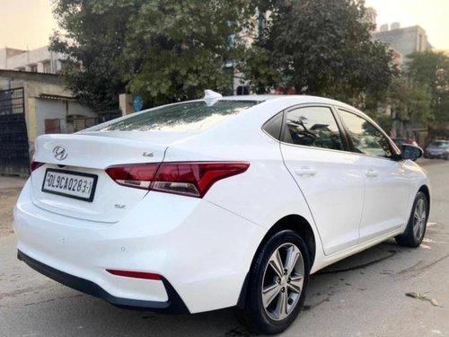 Used Hyundai Verna 2017 MT for sale in Noida