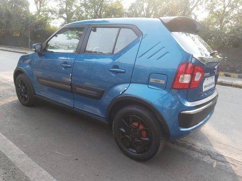 Used Maruti Suzuki Ignis 2018 MT for sale in Mumbai