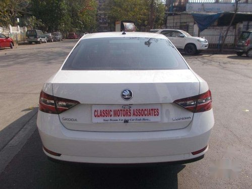 Used Skoda Superb Style 2.0 TDI AT 2017 AT for sale in Mumbai