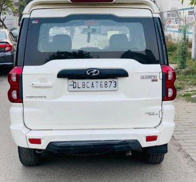 Used 2018 Mahindra Scorpio S3 MT for sale in Ghaziabad