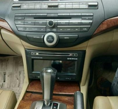 Used 2013 Honda Accord AT for sale in Thane