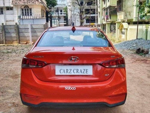 Used 2017 Hyundai Verna MT for sale in Hyderabad -5