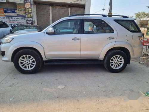 Used Toyota Fortuner 2012 MT for sale in Faridabad