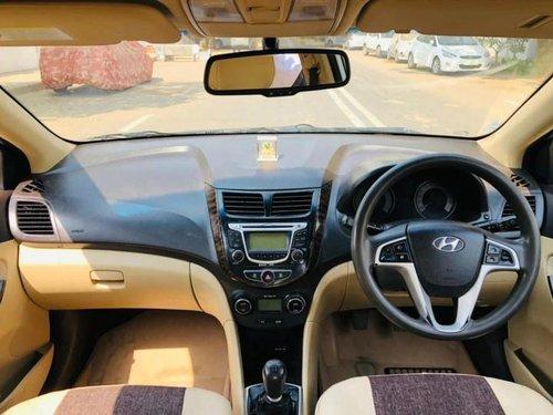 Hyundai Verna 1.6 SX VTVT 2012 MT for sale in Ahmedabad