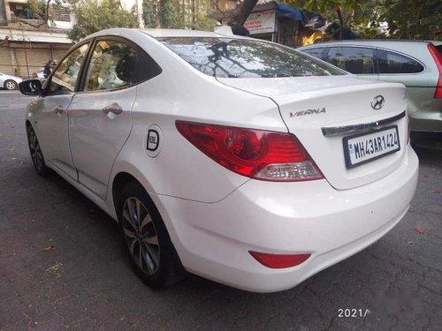 Used Hyundai Verna 2014 AT for sale in Mumbai