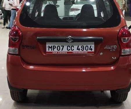 2011 Maruti Suzuki Alto K10 VXI MT for sale in Bhopal