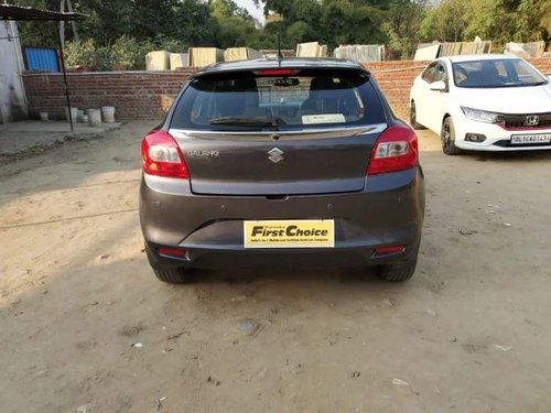 Used 2015 Maruti Suzuki Baleno MT for sale in New Delhi -7