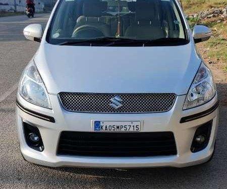 Used Maruti Suzuki Ertiga ZDI 2014 MT for sale in Nagar