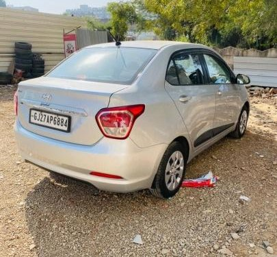 Used Hyundai Xcent 1.2 VTVT S 2016 MT for sale in Ahmedabad