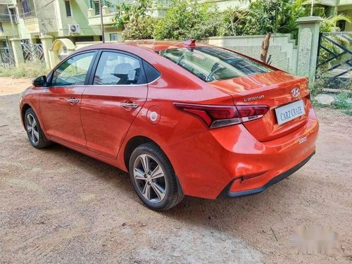 Used 2017 Hyundai Verna MT for sale in Hyderabad