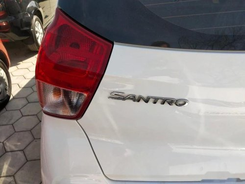 Used Hyundai Santro 2019 MT for sale in Indore