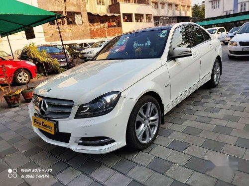 2012 Mercedes Benz C-Class MT for sale in Anand