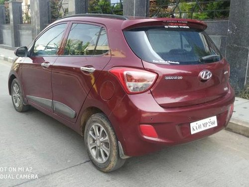 Used 2016 Hyundai Grand i10 AT for sale in Bangalore