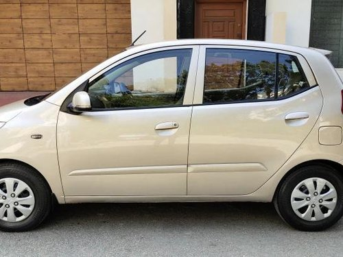 Used Hyundai i10 2011 AT for sale in Bangalore